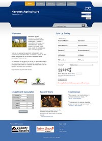 HYIP hainvestment screenshot home page