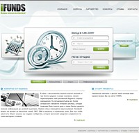 HYIP ifunds screenshot home page
