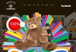HYIP teddyinvest.com screenshot home page