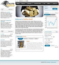 HYIP stalliongold screenshot home page