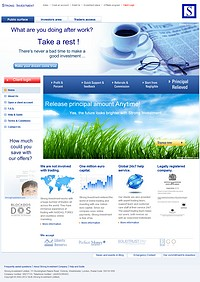 HYIP stronginvestment screenshot home page