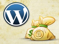 No more bitcoin for wordpress
