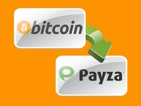 Bitcoin conversion new payza service