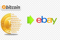 ebay goes for bitcoin