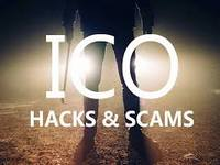 Ico risk of fraud and scam alert