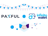 infinito and paxful form strategic partnership