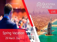 Questra world announces spring vacation
