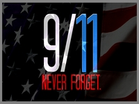 9 11 rip never forget