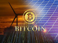 Renewable energy oriented bitcoin mining