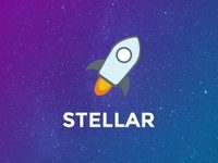 Stellar jumped more than 15% within a day