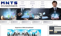 MNTS-investment